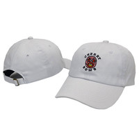 Cherry Bomb White Odd Future OFWGKTA Golf Wang Wolf Gang Hip Hop Snapback Sports Cap Casquette Baseball Polo Strapback Hat