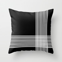 krizanje Throw Pillow by Trebam