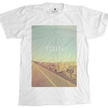 Escape White T-Shirt