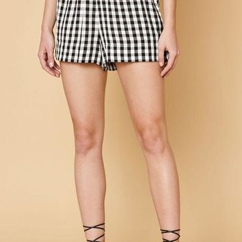 LMFONDI5 Kendall and Kylie Pull-On Printed Shorts