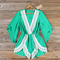 Desert Bloom Romper