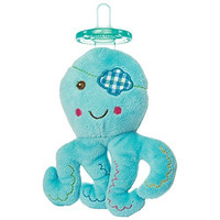 Mary Meyer Wubbanub Baby Buccaneer Octopus Pacifier
