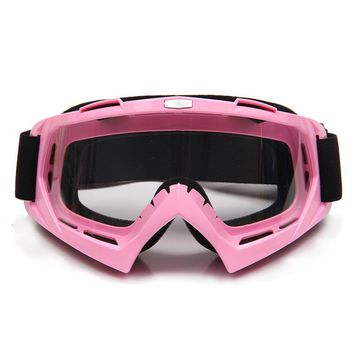 Factory sales Motocross Off-Road Eyewear Motorcycle Windproof Riding Glasses Ski Snow Snowboard Goggles
