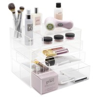 GLAMbox Petite Makeup Beauty Organizer - GLAMboxes | GLAMboxes