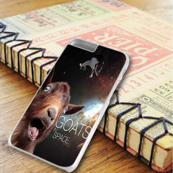 Goats In Space iPhone 6 Plus | iPhone 6S Plus Case
