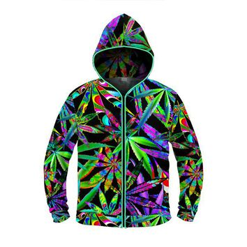 Trippy Daze Light Up Hoodie