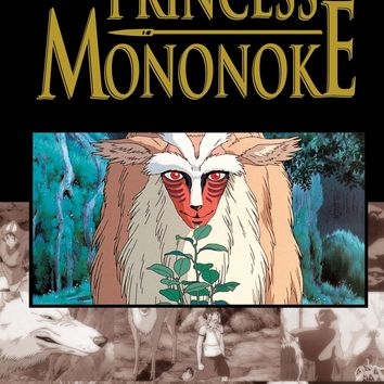Princess Mononoke Film Comic 3 1