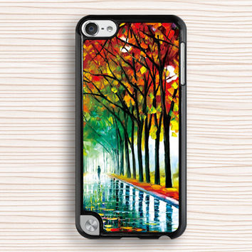 tree painting ipod case,art painting ipod 4 case,fashion ipod 5 case,gift ipod touch 4 case,fashion ipod touch 5 cover