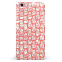 Tropical Summer Pineapple v2 iPhone 6/6s or 6/6s Plus INK-Fuzed Case