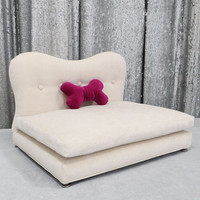 Haute House Glamour Dog Bed