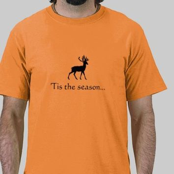 Deer Hunting Tee Shirt from Zazzle.com