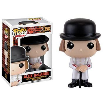 Clockwork Orange Alex Pop! Vinyl Figure
