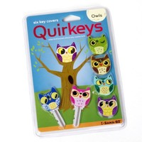 Quirkeys Owls Keycaps (By GAMAGO)