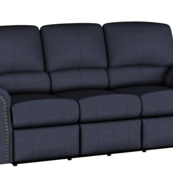 Dual Reclining Color Customizable Sofa Charleston by Palliser
