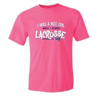 I Was a Nice Girl Until I Played Lacrosse