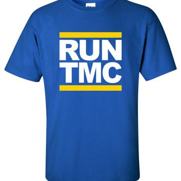 """New """"RUN TMC"""" T-Shirt 