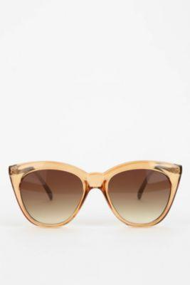 5fd2bd7796 Quay Isabel Cat-Eye Sunglasses- Neutral from Urban Outfitters