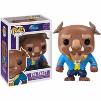 The Beast - Disney's Beauty And The Beast Funko Pop! Vinyl Figure #22