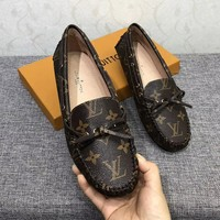 Louis Vuitton LV  women Casual Shoes Boots fashionable casual leather