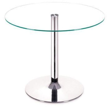 Galaxy Dining Table Chromed Steel