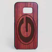 Green Bay Packers Galaxy S7 Edge Case - All Wood Everything
