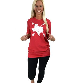 Texas Arrows Tee