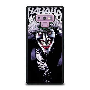 BATMAN THE KILLING JOKE Samsung Galaxy Note 9 Case
