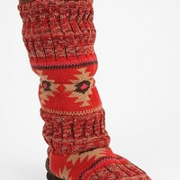 MUK LUKS Tina Slipper-Sock Boot