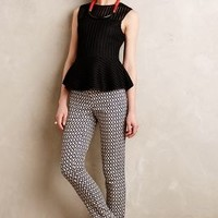Mosaic Charlie Trousers by Cartonnier