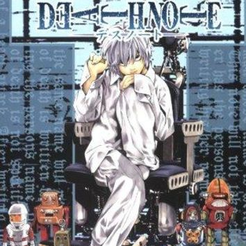 Death Note 9 (Death Note (Graphic Novels))