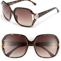 Women's MICHAEL Michael Kors 56mm Oversized Sunglasses