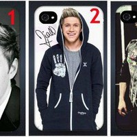 Assorted One Direction Niall Horan iPhone 4 / 5 / iPod 4 / 5/ S3 Hard Case C001