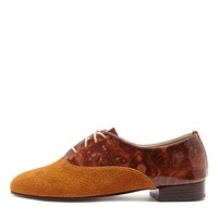 bobbys - Bobby Suede Lace-Up Shoe