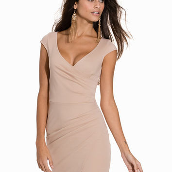 Wrap Bodycon Dress, NLY One
