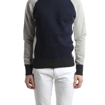 Rag & Bone Colorblock Racer Sweatshirt