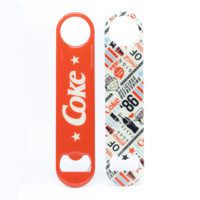 Coca-Cola '86 Flat Opener - Bottle Openers - Home & Entertaining - Goods | Coke Store