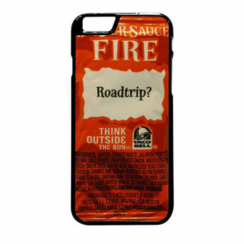Taco Bell Sauce Packet iPhone 6 Plus Case