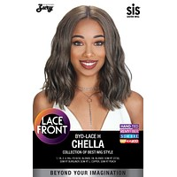Zury BYD MP-Lace H Chella Synthetic Lace Front Wig