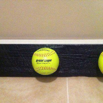 Softball Medal Rack. Free shipping
