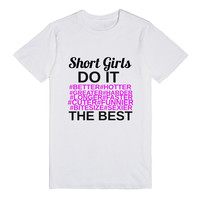 SHORT GIRLS DO IT THE BEST