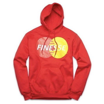 ANDIMOTO Finesse Hoodie Red