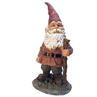 SheilaShrubs.com: Dreamer The Garden Gnome Statue EU90010 by Design Toscano: Gnomes