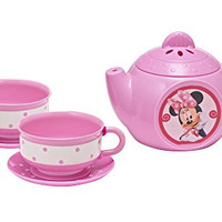 The First Years Disney Baby Bath Tea Set, Minnie Mouse