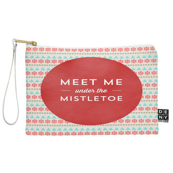 Allyson Johnson Under The Mistletoe Pouch