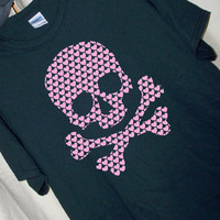 SKULL of HEARTS T Shirt