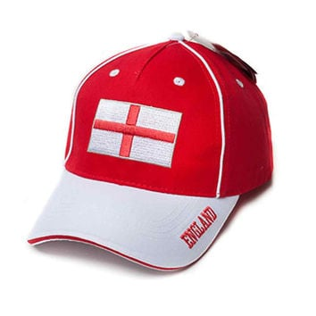 World of Sports Cap - England