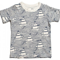 Winter Water Factory High Seas Toddler Tee - Size 3T