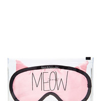 Meow Sleep Mask