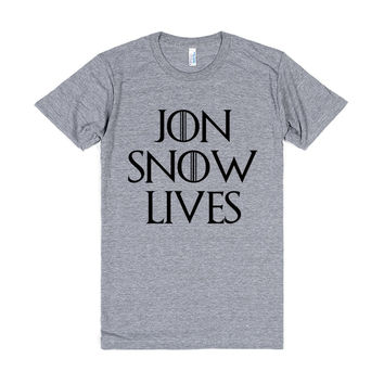 Game of Thrones: Jon Snow Lives
