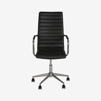Kontor High Back Desk Chair